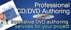 CD/DVD Authoring Services