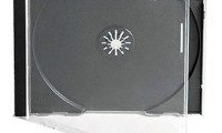 10mm Single Black CD Jewel Case