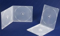 4 mm PP Double CD Case