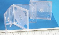 6-Discs-Clear-CD-Case