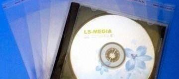OPP Sleeve for cd case